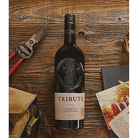 Tribute Cabernet Sauvignon Red Wine (750 ml)