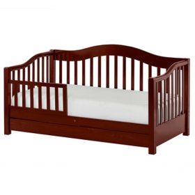 Dream On Me Toddler Day Bed (Choose Your Color)