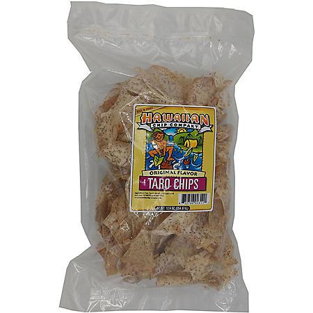 Hawaiian Chip Company Taro Chips (12.5 oz.)
