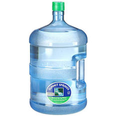 Summit Springs Natural Spring Water - 5 Gallon