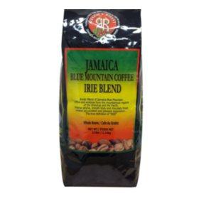 Jamaica Blue Mountan Coffee, Irie Blend (2.5 lb.)