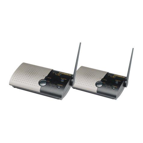 Chamberlain® Wireless Portable Intercom - Double Unit