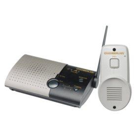 Chamberlain® Wireless Doorbell and Intercom System