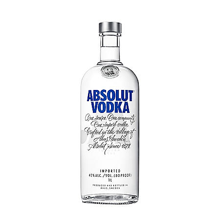 Absolute Vodka (1 L)