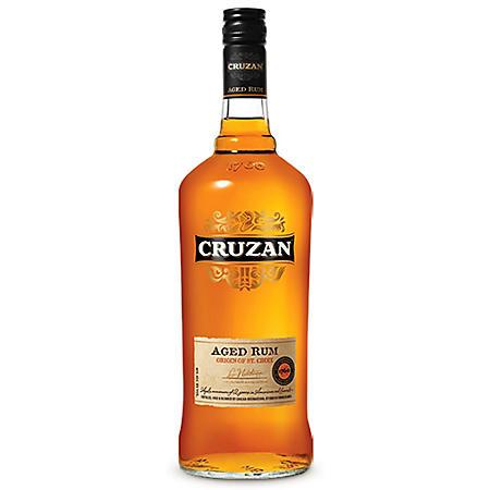Cruzan Aged Dark Rum (750 ml)