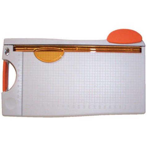 """Guillotine Paper Trimmer 8.5"""""""