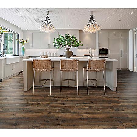 Select Surfaces Reclaimed Oak Rigid Core Vinyl Plank Flooring (3 boxes)