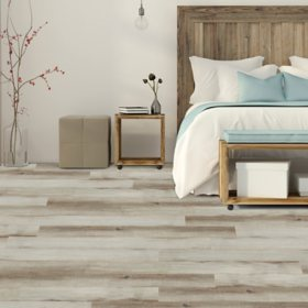 Select Surfaces Sea Salt SpillDefense Laminate Flooring