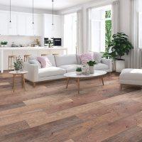 Select Surfaces Cottage Oak SpillDefense Laminate Flooring