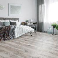 Select Surfaces Pearl Gray SpillDefense Laminate Flooring