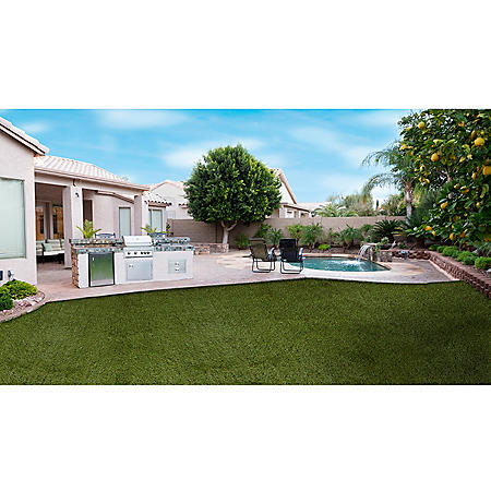 Select Surfaces Forest Green Artificial Grass - Assorted Sizes