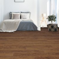 Select Surfaces Cocoa Walnut SpillDefense Laminate Flooring
