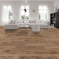 Select Surfaces Warm Almond SpillDefense Laminate Flooring