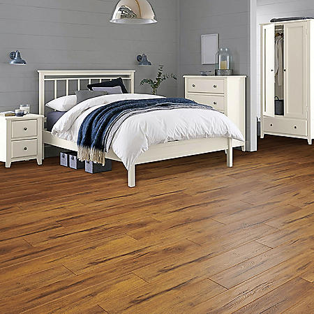 Select Surfaces Toffee SpillDefense Laminate Flooring