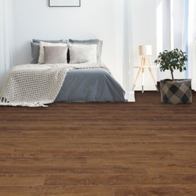 Select Surfaces Cocoa Walnut SpillDefense Laminate Flooring