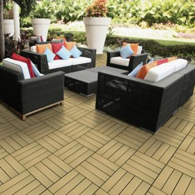 Select Surfaces Tahoe Deck Tiles