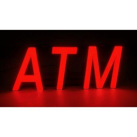 Mystiglo In-Light LED ATM Sign