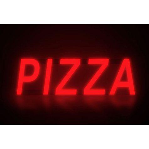 Mystiglo In-Light LED Pizza Sign