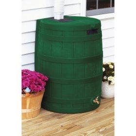 50-Gallon Rain Wizard Barrel, Assorted Colors