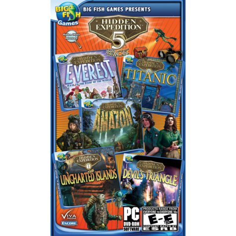 Encore - Hidden Expedition: Club Pack - PC