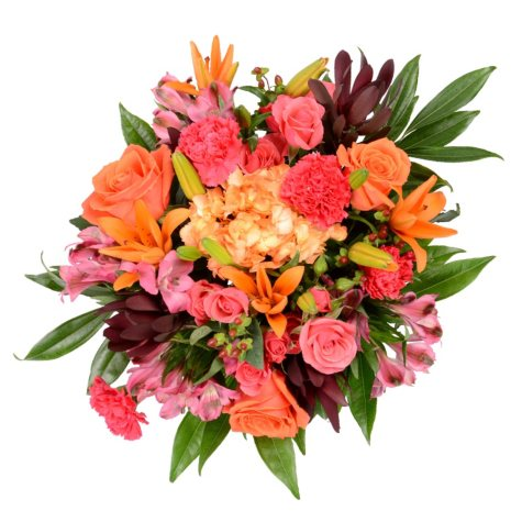 Hot Mama Bouquet