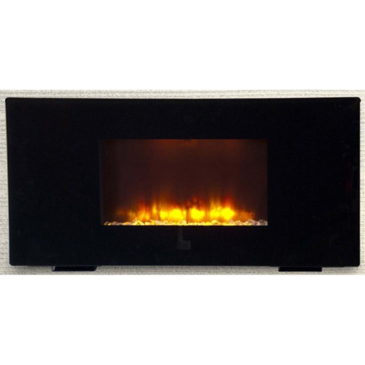 Fireplace Design wall mount fireplace : Sam's Club - Electric Flat Panel Wall Mount Fireplace Heater