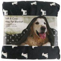 """Soft & Cozy Pet Blanket, 59.05"""" x 49.21"""" (Choose Your Color)"""