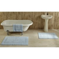 Better Trends Lux Collection 100% Cotton Bath Rug (Assorted Sizes and Colors)