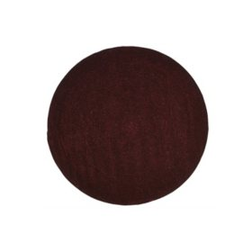 Chenille Reversible 8' Round Rug (Assorted Colors)