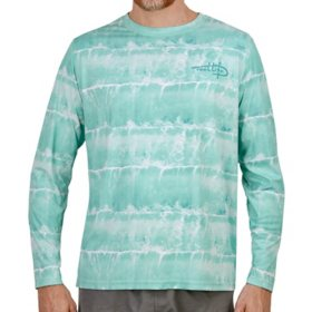 Reel Life Men's Long Sleeve UV Tee