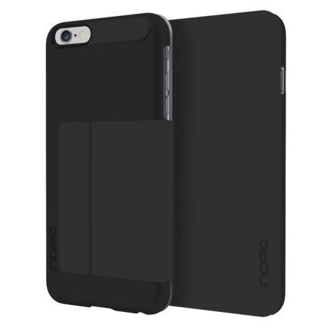 Incipio Lancaster for iPhone 6 Plus - Black/Black