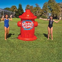BigMouth Giant Inflatable Fire Hydrant Sprinkler