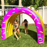 BIGMOUTH Donut Sprinkler, 4-Arches