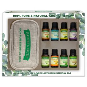 Nature's Truth 100% Pure Essential Oils (8 pk.)