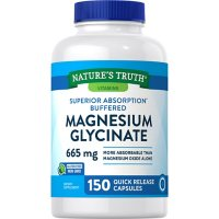 Nature's Truth Magnesium Glycinate 665mg (150 ct.)