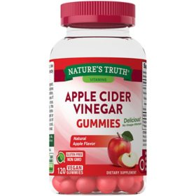 Nature's Truth Apple Cider Vinegar Gummies (120 ct.)