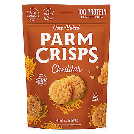 ParmCrisps Cheddar Minis (9.5 oz.)