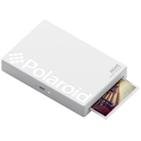 Polaroid Mint Pocket Printer with Bluetooth Connectivity