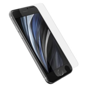 OtterBox iPhone SE (2nd gen)/iPhone (8, 7, 6s, 6) Amplify Glass Antimicrobial Screen Protector
