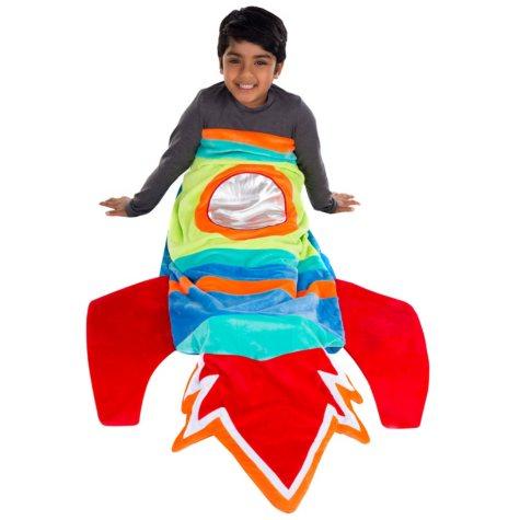Kid's Plush Rocket Tail