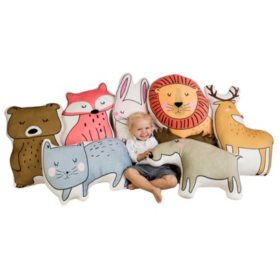 Kid's Squishy Pillow (Assorted Animals)