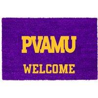 NCAA Welcome Door Mat - Prairie View A&M Panthers