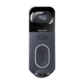 Answer DualCam Video Doorbell (Black)