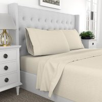 Aireolux Performance 600 Thread Count 100% Cotton Sateen Sheet Set (Assorted Colors and Sizes)
