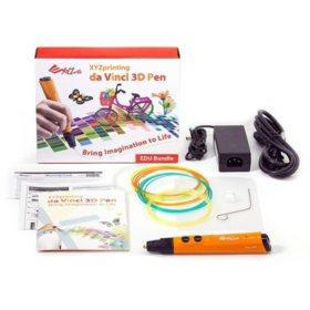 da Vinci 3D Pen Education bundle