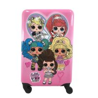 Kids Licensed 360 Spinner Hardside Rolling Luggage (Assorted Styles)