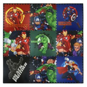 Disney Floor Mat Tiles - Assorted Styles