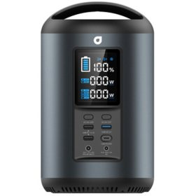 Aviva 182Wh Portable Power Station with LCD Display