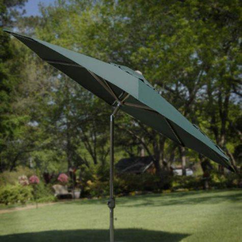 Market Umbrella - 11 ft. - Green