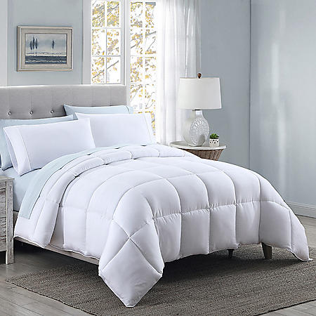 Molecule Lyocell Down Alternative Comforter (Assorted Sizes and Colors)